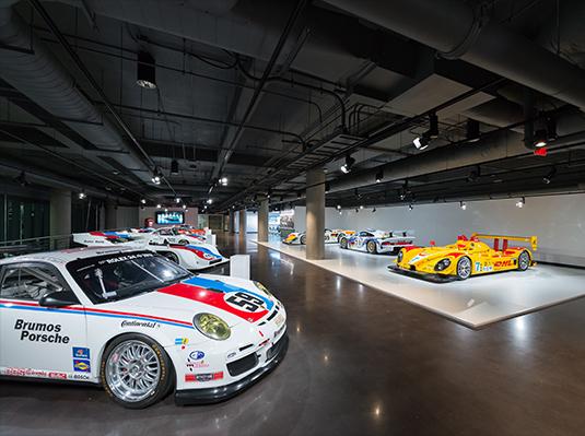 2015 Porsche Headquarters Grand Opening