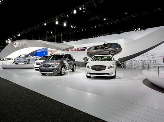 Buick at NAIAS Detroit 2015